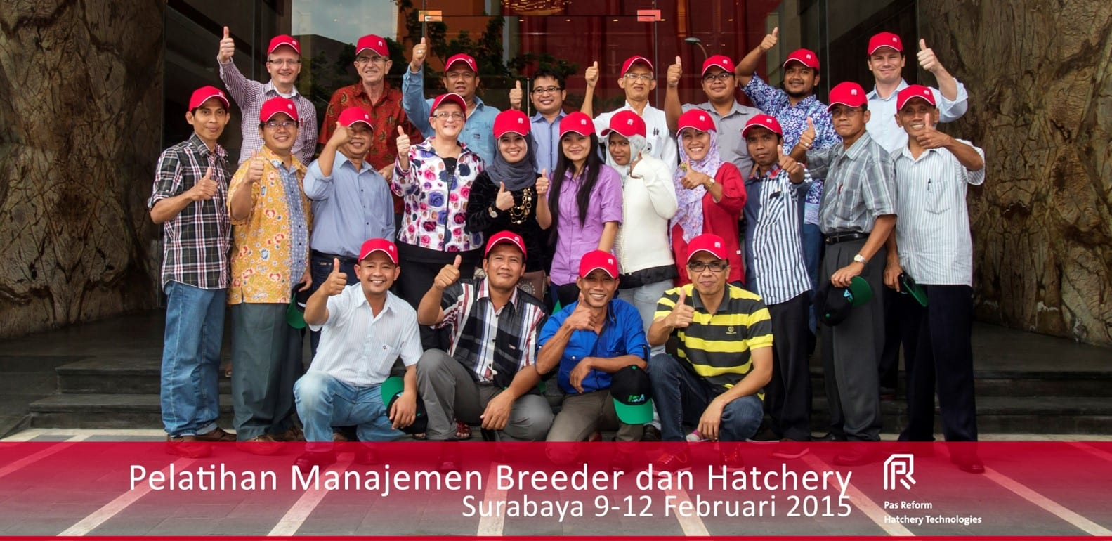 K2K Breeder And Hatchery Training