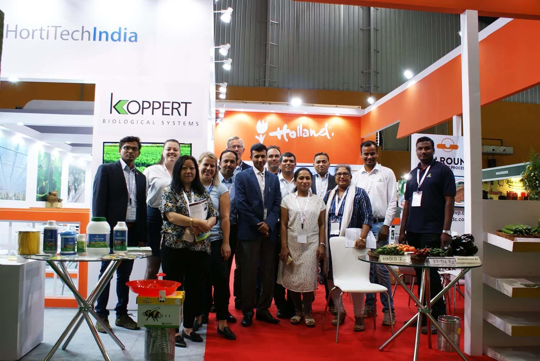 HortiTechIndia AgriTech 2017 Bangalore India
