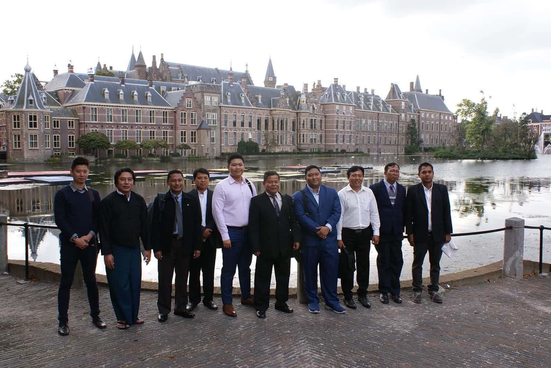 Visit Netherlands Ministry of Economic Affairs (Den Haag).