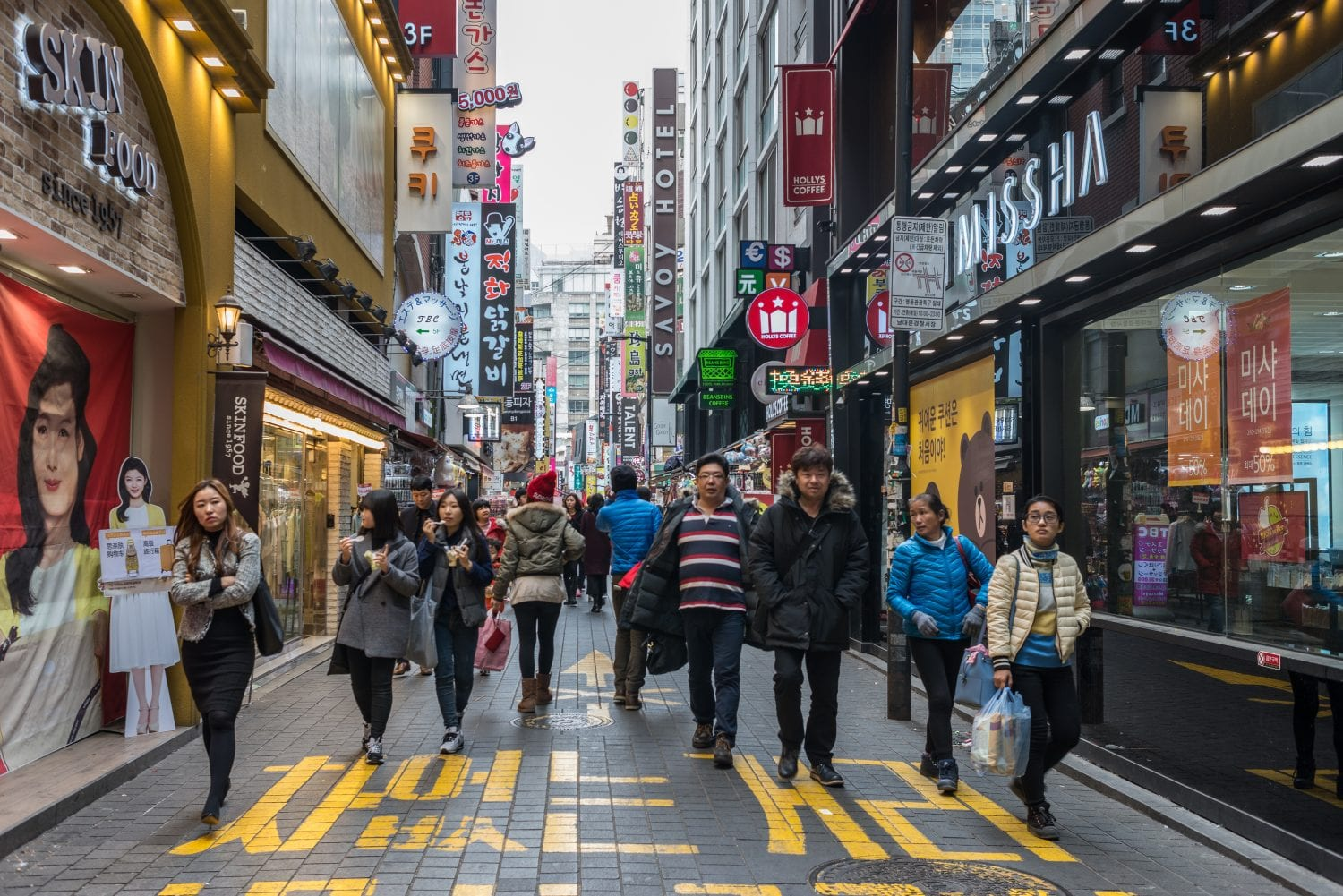 It is safer to walk the streets of Seoul late at night (even in an intoxicated state) than almost any Western city.