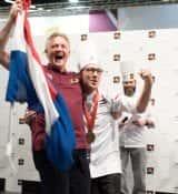 Dutchman Pieter Bienefelt takes world's best baker title for his wow factor bread