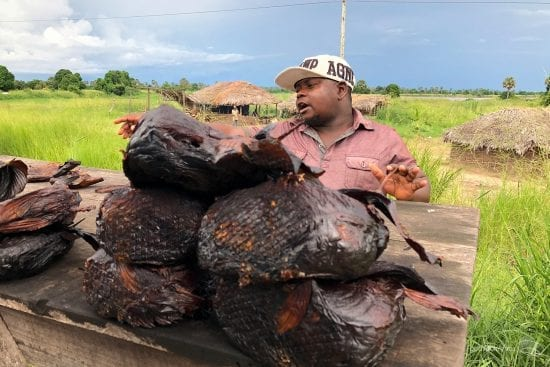 Impact Cluster Tanzania Catfish Sold Allong The Road