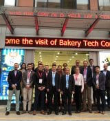 BakeryTechChina at AOKUN, Food Co. Ltd., Guangzhou