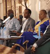 Panellist: Dr. Eve Gadzkwa (SAZ – Zimbabwe) Alex Dodoo (GSA – Ghana) Simbi Frederic (Hotel des Milles Collines – Rwanda) Antony Ndeto (Kamuthanga Fish Farm – Kenya) Kamua Kuria (Coffee Management Services – Kenya) Hilda Chokureva (Timber & Allied – Zimbabwe)