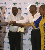 Antony Ndeto (Kamuthanga Fish Farm – Kenya) rewarded with EcoMark Africa label by African Organisation for Standardisation (ARSO).