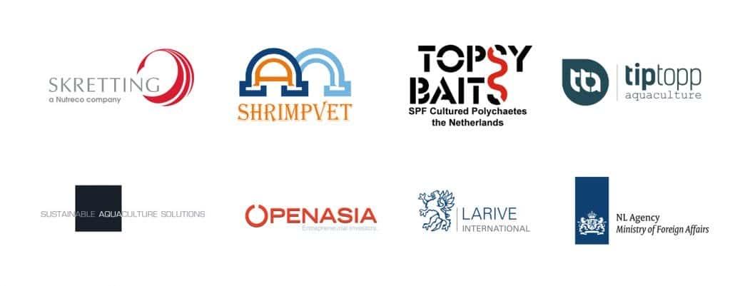 ShrimpTechVietnam partnersShrimpTechVietnam partners