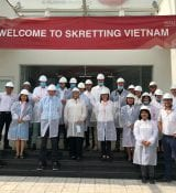 ShrimpTechVietnam At Skretting