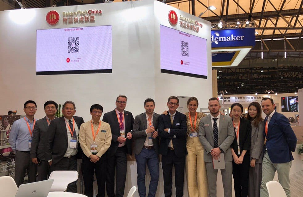 BakeryTechChina on Bakery China fair 2019