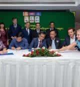 RiceTechCambodia Signing Ceremony