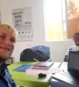 Lattice aquaculture office work Kenya